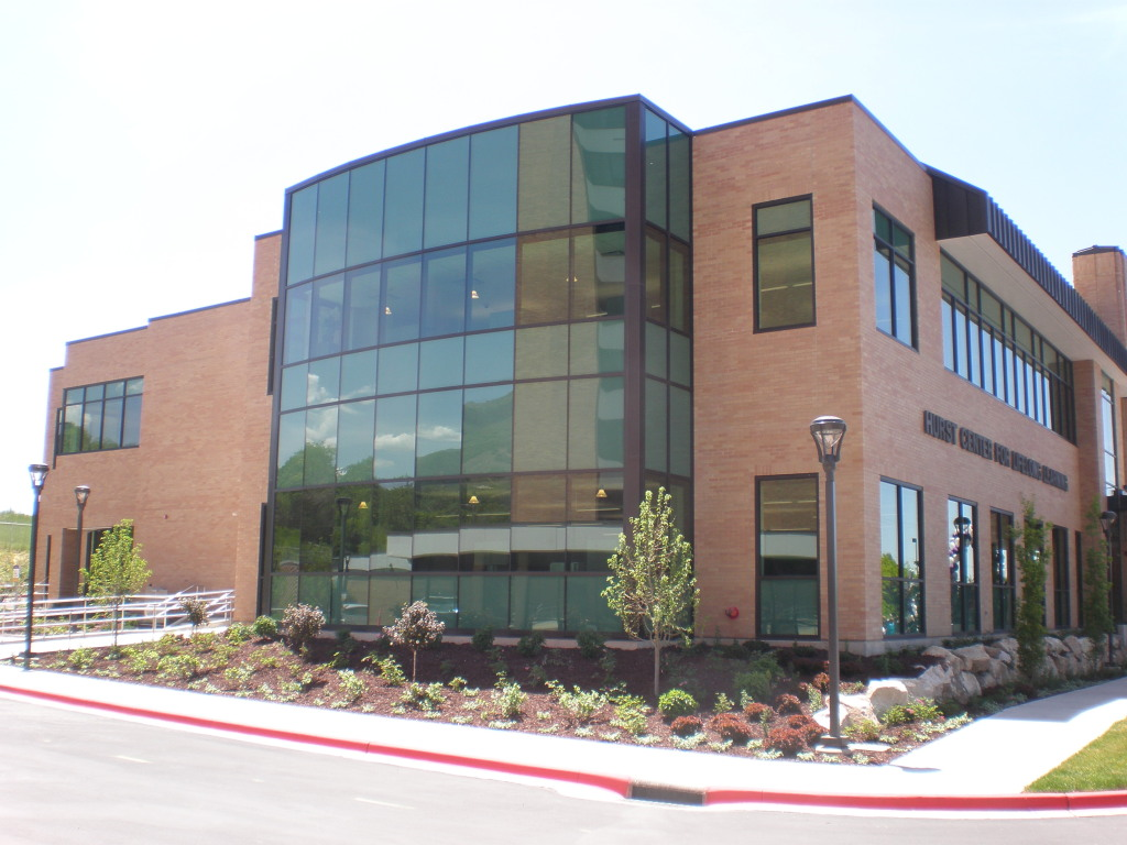 Weber State Hurst Center For Lifelong Learning